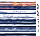 abstract landscape motif.... | Shutterstock . vector #398397805