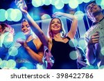 party  holidays  celebration ... | Shutterstock . vector #398422786