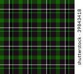 green tartan seamless pattern ... | Shutterstock . vector #39843418