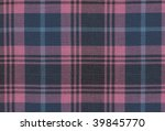 fabric plaid texture.  high.res.... | Shutterstock . vector #39845770