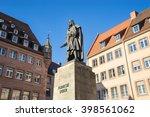 nuremberg   december 8  2016 ... | Shutterstock . vector #398561062