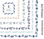 Hand Drawn Decorative Vector...