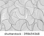 abstract seamless geometrical...   Shutterstock . vector #398654368