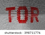 tor in the form of binary code  ...