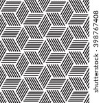 vector seamless pattern.... | Shutterstock .eps vector #398767408