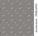 vector seamless pattern. modern ... | Shutterstock .eps vector #398816902