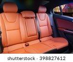 modern car interior  | Shutterstock . vector #398827612