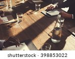 Small photo of Business People Meeting Discussion Agreement Negotiation Concept