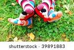 Socks In Autumn.