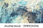 color clouds. artistic splashes ... | Shutterstock . vector #398924356
