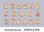 Set Vector Stock Illustrations...