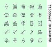 ecology icons | Shutterstock .eps vector #399000712