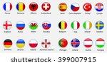 modern ellipse icon symbols of...   Shutterstock .eps vector #399007915