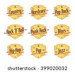 vintage quality badge   label...   Shutterstock .eps vector #399020032