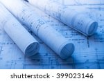 financing architectural project ... | Shutterstock . vector #399023146