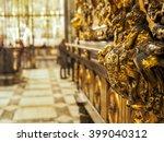 Inside Santa Iglesia Cathedral...