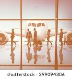 corporate business... | Shutterstock . vector #399094306