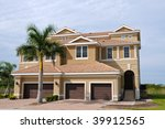 Florida House - stock photo