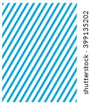 diagonal striped background in... | Shutterstock .eps vector #399135202