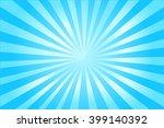 blue background cartoon shine.   Shutterstock .eps vector #399140392