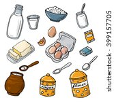 Ingredients For Baking  Flour ...