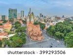 ho chi minh  vietnam   july 29  ... | Shutterstock . vector #399293506