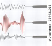 lie detector test.vector...   Shutterstock .eps vector #399431098