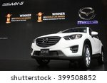 bangkok   march 31   mazda cx 5 ...   Shutterstock . vector #399508852