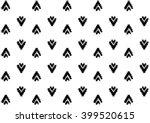 geometric ethnic pattern design ... | Shutterstock .eps vector #399520615