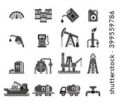 oil industry gasoline... | Shutterstock .eps vector #399559786