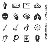 Morgue Icons