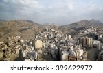 aerial view of the old part of... | Shutterstock . vector #399622972