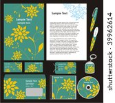 fully editable vector business... | Shutterstock .eps vector #39962614