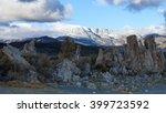 mono lake sunrise at the tufas...   Shutterstock . vector #399723592