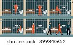 prison inmates are security...