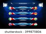vector info graphic statistics  ... | Shutterstock .eps vector #399875806