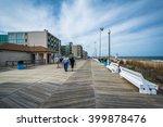 The Boardwalk In Rehoboth Beac...