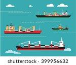 cargoshipp | Shutterstock .eps vector #399956632