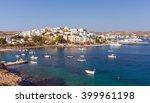 panoramic view of adamantas... | Shutterstock . vector #399961198