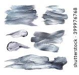 Iron Silver Illustration Set....