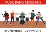 vector illustration of... | Shutterstock .eps vector #399997348