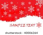 christmas background... | Shutterstock .eps vector #40006264