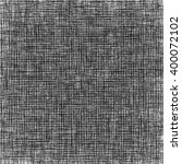 grayscale fabric texture... | Shutterstock .eps vector #400072102