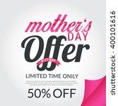 banner flyer or poster of... | Shutterstock .eps vector #400101616