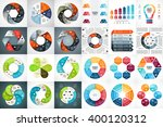 vector circle arrows... | Shutterstock .eps vector #400120312