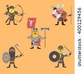 Five Vikings