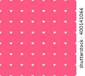 heart love seamless pattern... | Shutterstock . vector #400141066