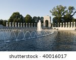 Fountains At The World War Ii...