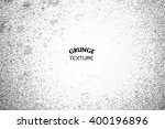 grunge texture.distress overlay ... | Shutterstock .eps vector #400196896