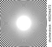 abstract spiral element.... | Shutterstock .eps vector #400246672